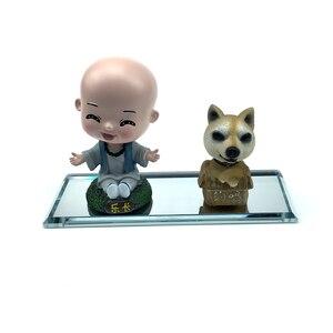 Image 3 - ฟรีชุดรถตุ๊กตารถตกแต่งเครื่องประดับรถ Auto ตกแต่งภายในรถอุปกรณ์เสริมวัสดุคริสตัล