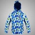 Дети Верхняя Одежда Теплый Ребенок Пальто Ветрозащитный Водонепроницаемый С Капюшоном Девочки Мальчики Куртки Детская Одежда Для 5-14 Лет