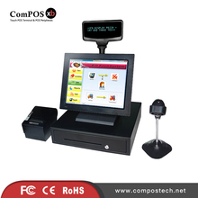 pos for restaurant pos system 15 inch pos touch all in one pc cash register cash register