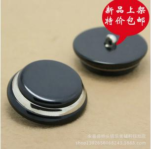Classic plastic composite resin coat buttons sweater hand sewing clothing accessories buttons wholesale 100pcslot