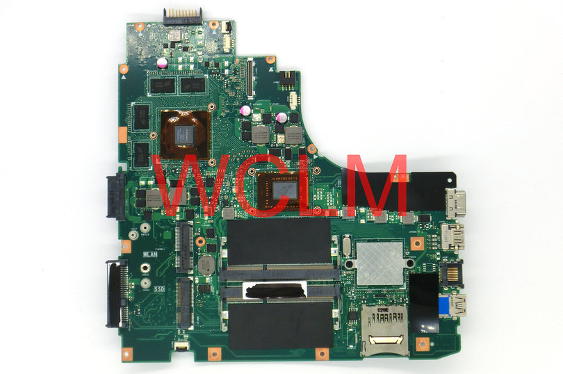 free shipping NEW brand original K46CA K46CM laptop motherboard MAIN BOARD 987U 1007 i3 i5 i7 CPU 100% Tested Working Well