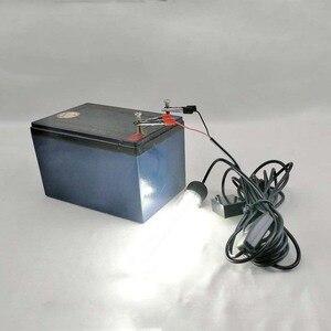 Image 5 - 60 Led 水中夜餌イカ魚誘致ライト 12 ボルト DC