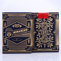 1 Cubierta de Monarcas Monarch Naipes Poker Magia Cubierta por T11 Theory11 tarjeta Trucos de Magia magia 81240