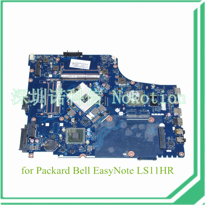 P7YE0 LA-6911P MBBYP02001 Para Packard Bell EasyNote HM65 LS11HR PARA acer aspire 7750 laptop motherboard ATI HD 6470M gráficos