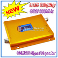 Новый! Жк-дисплей GSM 900 мГц мобильный телефон GSM980 усилитель сигнала, Gsm сигнала, Усилитель сигнала + блок питания
