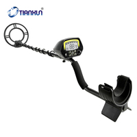 Hot Newest Portable MD-3030 Treasure Hunter Underground Metal Detector With large LCD Screen