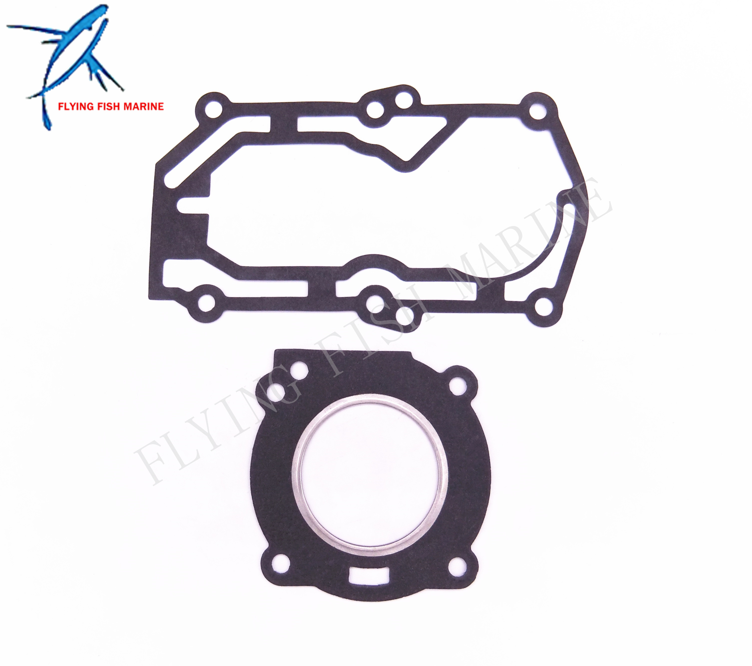 Outboard Engine Complete Power Head Seal Gasket Kit for Parsun 2 Stroke T2 5 T3 6