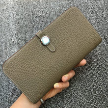 Fashion Women Wallets Genuine Leather Ladies Top Brand Luxury Female Holder Girl Gift carteira feminina 2019 New