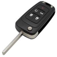 remote key WhatsKey 2 3 4 Folding Key Flip Remote Car Key Shell Fob Case For Chevrolet Aveo Epica Lova Camaro Impala Cruze With Logo (4)