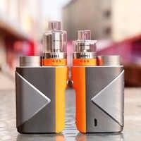Venda de ano novo original geekvape lúcido starter kit 80 w caixa lúcida mod wi/4 ml tanque lumi & como chipset vape vaporizador vs aegis impulso