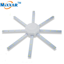 12W 16W 20W 24W LED Ceiling Lamp Modified Light Source Lamp Plate Octopus 5730 Cool /Warm White for Round Kitchen Bedroom