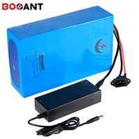 E moto-bateria De Lítio 36 V 12Ah 36 10 S v bateria Recarregável bicicleta Elétrica da bateria para Bafang BBSHD 250 W 350 W Motor + 2A Carregador