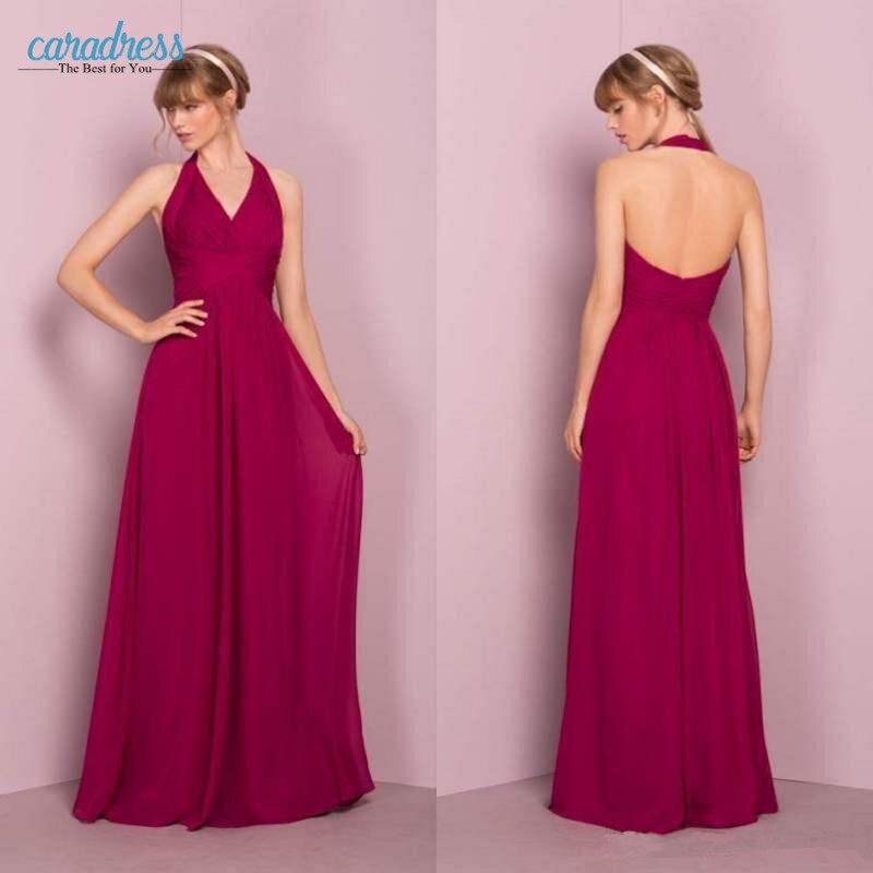 Excelente Vestido De La Dama De Honor De Color Marrón Foto - Ideas ...