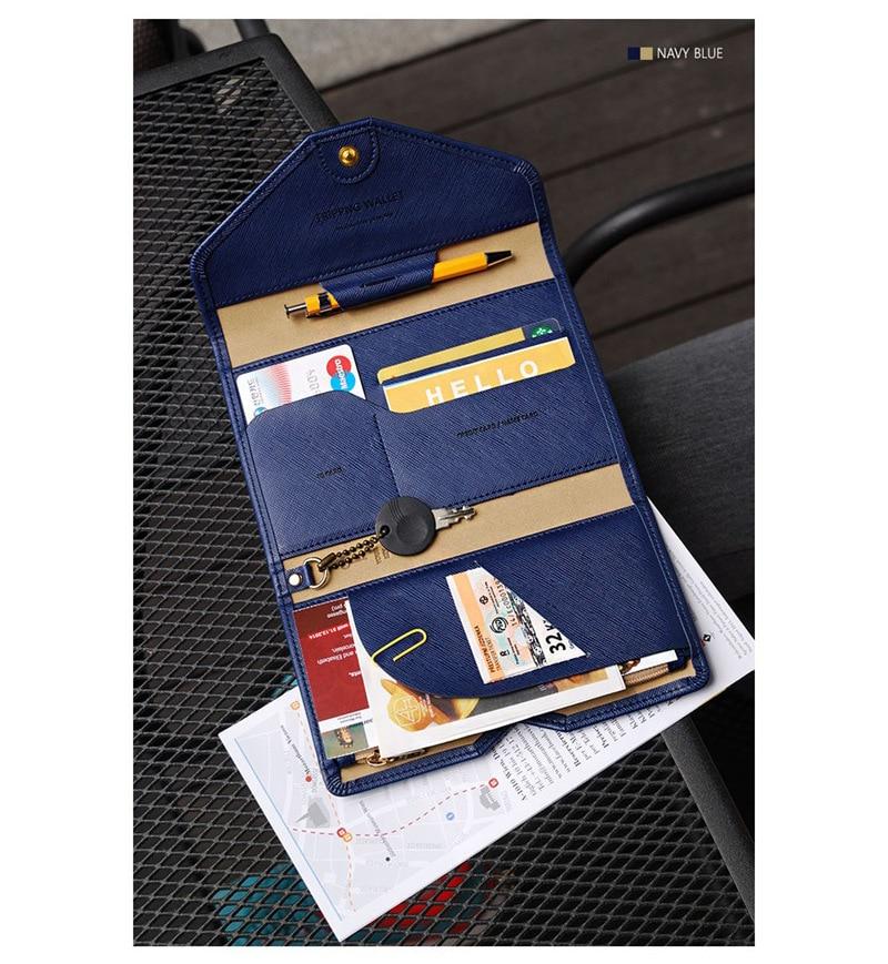 documento multi-cartão de armazenamento