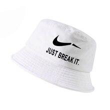 a813df99a51ea k pop fashion Just break It hat Men women bucket hat outdoor hunting panama  fishing cap