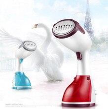 Ручной отпариватель одежды для одежды малый бытовой электрический паровой утюг портативный одежда гладильная машина паром flat iron
