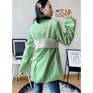 Image 4 - בעבודת יד פניני אפוד לנשים חולצות 2020 חדש לנשים ואגלי וסטים שרוולים Camis הולו מתוך חולצות מעילי בגדי LT800S50