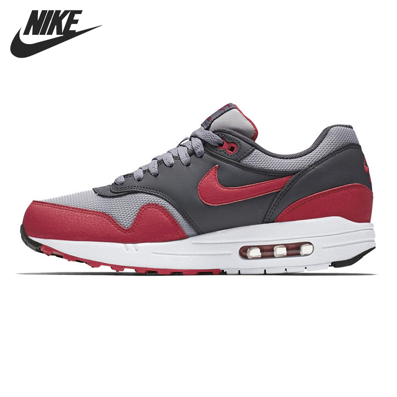 Original NIKE AIR MAX 1 ESSENTIAL Men's Running Shoes Sneakers