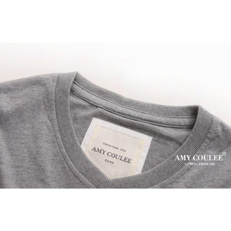 Highquality V Blanc Manches neck Hommes Style Couleur Coton Classique shirt 1 Dans Femmes Gris T Respirant 100 Pleine 3 Set Darkgray Solide B4Tw8x