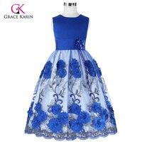 Puffy Sequins Flower Girls Dresses 2017 Ball Gown Sleeveless Summer Flower Girl Dresses For Weddings Party