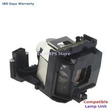 AN F212LP lampa projektora z obudową dla Sharp PG F212X, PG F255W, PG F262X, PG F267X, PG F312X, PG F317X z 180day gwarancji