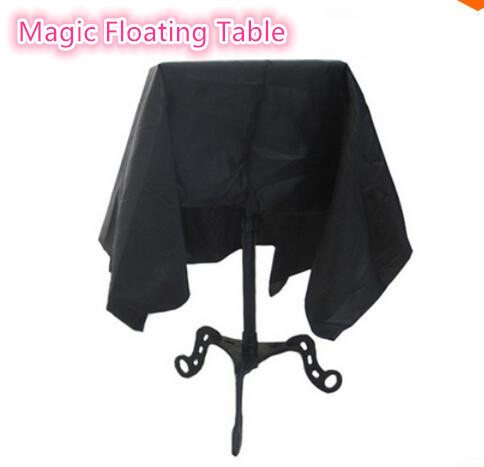 Free shipping! Magic Floating Table,Stage Magic Tricks,Fun,Magic Show,Professional Magic props,good for practice