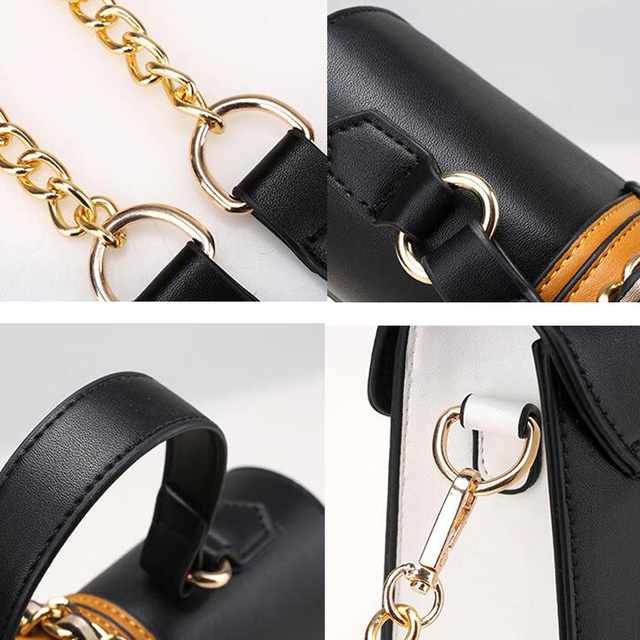 Designer Women Handbags Fashion Women Messenger Bags Flap Crossbody Bag Sling Chain Shoulder Bolsa High Quality Small Handbags 4