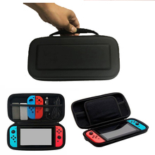 Portable Hard Shell Case for Nintend Switch Water-resistent EVA Carrying Storage Bag for Nitendo switch NS Console Accessories big capacity eva portable hard shell protective storage carrying bag case for nintend switch accessories kit