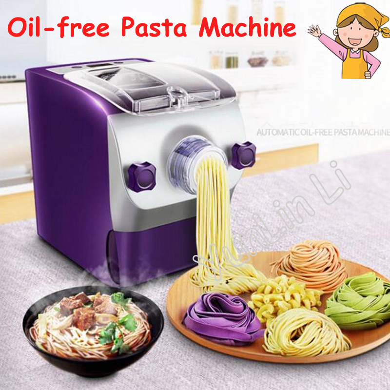 цена на Automatic Noodle Maker Oil-free Pasta Machine Household Pasta Making Machine Electric Noodle Pressure Machine Noodle Maker