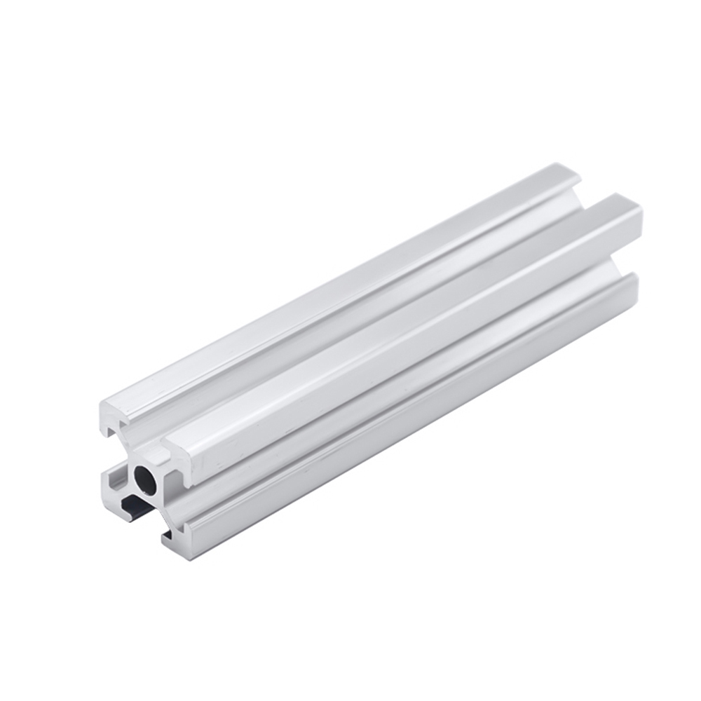 1pc 2020 Aluminum Profile 2020 Extrusion European Standard Anodized Linear Rail Aluminum Profile 2020 CNC 3D Printer Parts