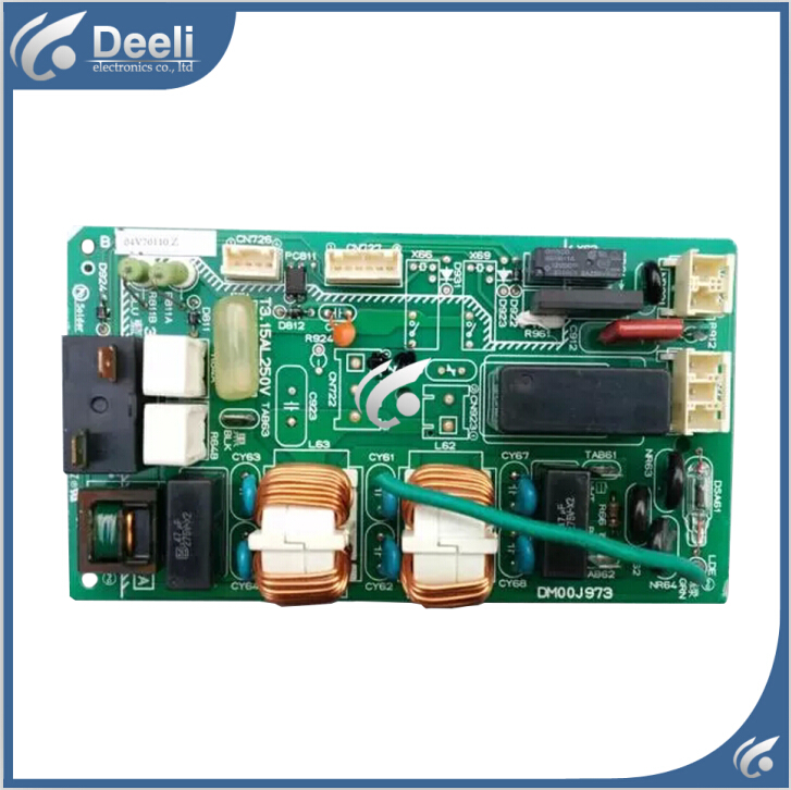 ФОТО 95% new good working for Mitsubishi air conditioning Computer board DM00J973 control board