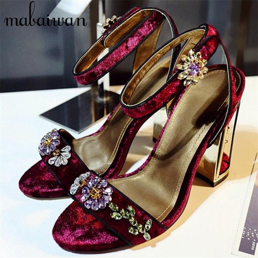 Designer cage heel crystal rhinestone sandals peep toe for Heels for wedding dress