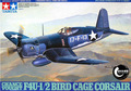 Tamiya 61046 Scale Aircraft Model 1/48 Airplane CHANCE VOUGHT F4U-1/2 BIRD CAGE Corsair Plastic Model Kit Free Shipping