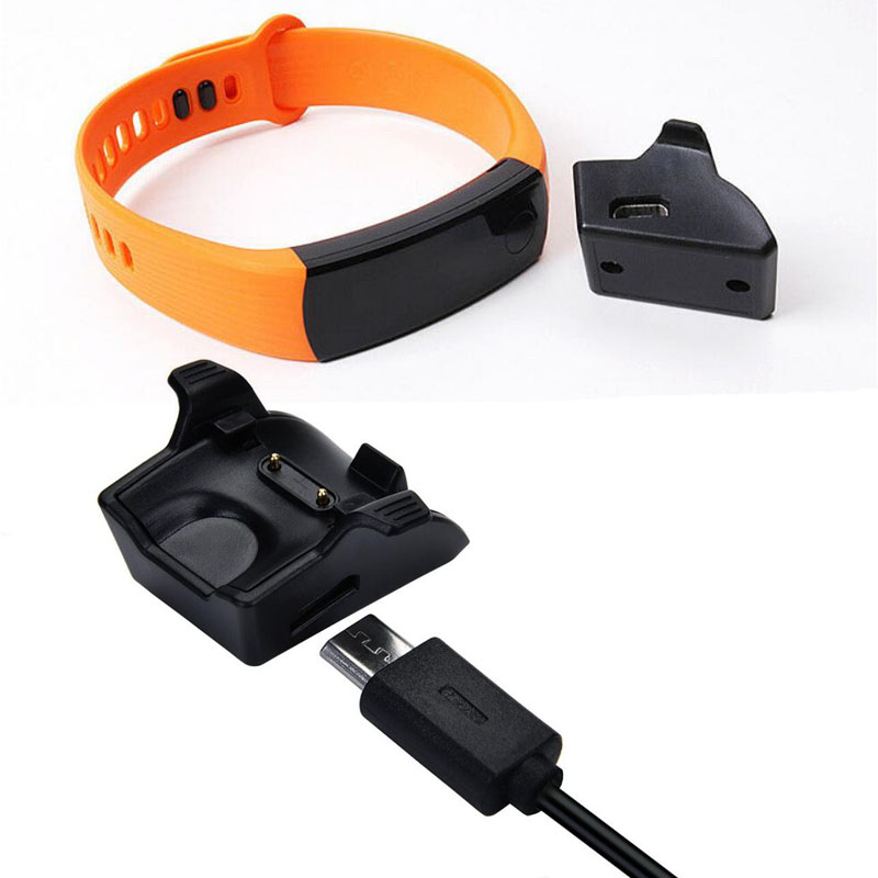 USB <font><b>Charging</b></font> Cable Cord Dock Charger Adapter For Huawei <font><b>Honor</b></font> <font><b>Band</b></font> 5/4/<font><b>3</b></font>/2 B29 Band5 Band4 Band3 Pro Eris Watch Smart Wristband image