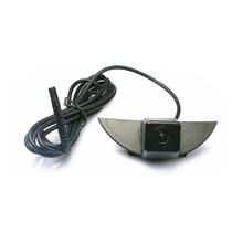 Бесплатная доставка для Nissan Универсальный логотип парковка Камера CCD HD вид спереди Камера ночного видения Водонепроницаемый 170 градусов