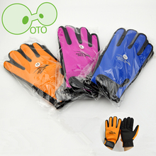Hot Sale 2MM Neoprene Gloves Magic Button 2016 New Style Women and Men Snorkeling Diving Horse On Behalf Warm Riding Wind