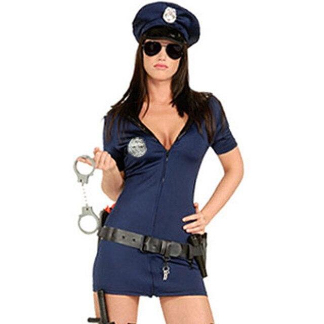 47f80ebc3e Bleu-Cosplay-Tenue-De-La-Police-Cop-Uniforme-Fantaisie-Robe-Femmes-Sexy- Costumes-Jeu-de-R.jpg 640x640.jpg