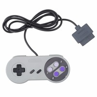 Wired Joypad Controller for Super Nintendo SNES Genuine