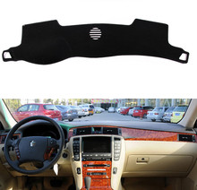 Fit For Toyota Crown 2004-2009 Years Car Dashboard Covers Dashmats Pad Auto Shade Cushion Carpet Protector