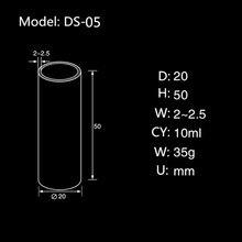 99.5% тигель глинозема D20* H50mm/цилиндрические корунд тигель/цилиндрические керамические refractorye тигель