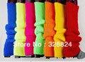 Простые Трикотажные Гетры Акции Finger менее Длинные Перчатки Neon Цвет