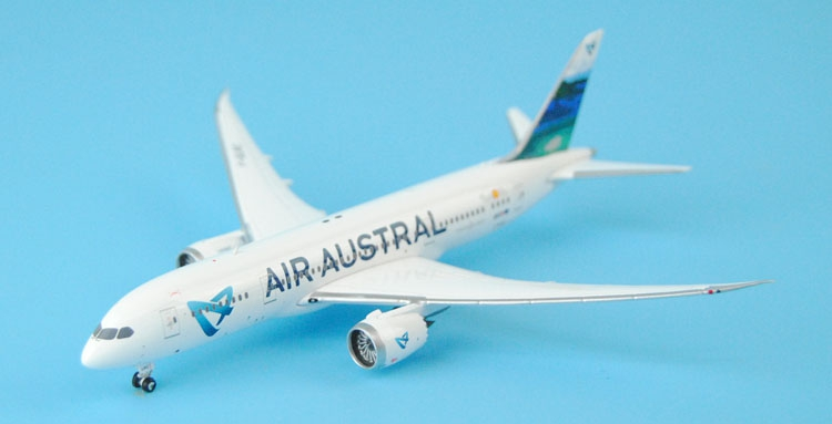 Gifts Phoenix 1: 400 11265 Austral Airlines B787-8 F-OLRC Alloy aircraft model Favorites Model ph 1 400 lufthansa german airlines airbus a380 alloy aircraft model d aimn