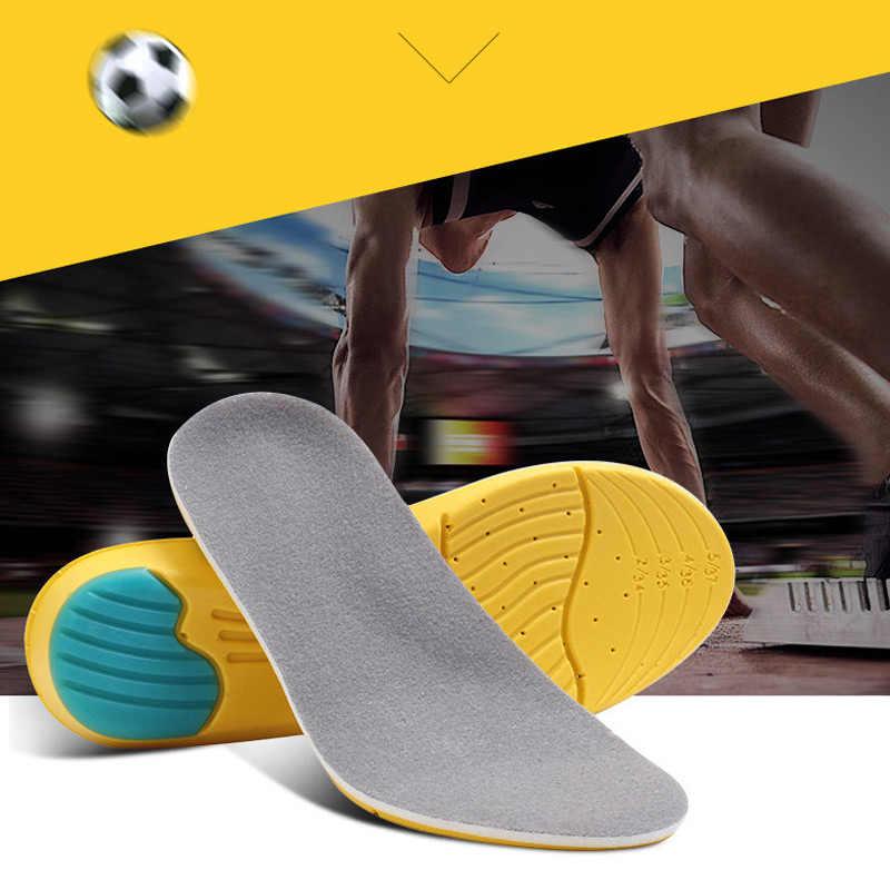 靴挿入パッドソフトスポーツインソール低反発通気性シリコーンゲルクッション整形外科インソール足ケア