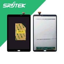 Mejor Calidad T560 LCD Para Samsung Galaxy Tab 9.6 E SM-T560 T561 T560 Pantalla LCD Con Pantalla Táctil Digitalizador Asamblea
