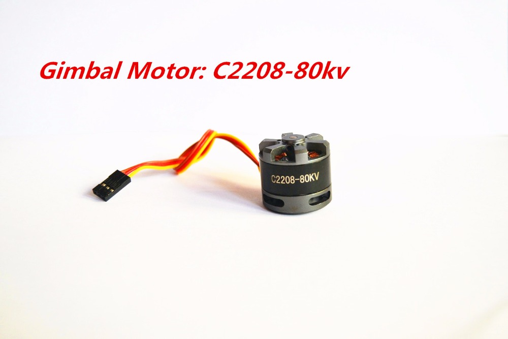 Hight quality c2208 <font><b>80kv</b></font> 39g 3mm shaft Gimbal <font><b>Brushless</b></font> <font><b>Motor</b></font> <font><b>80KV</b></font> for 100-200g GoPro frame s image