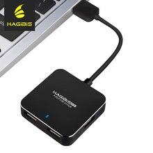 Hagibis USB three.zero Hub four Port Tremendous Pace Aluminum Alloy Usb Hub three.zero Splitter USB Energy Interface for Laptop Macbook Usb Hub Port