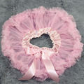 Baby pettiskirts soft chiffon baby tutu fluffy skirt infant girls tutu skirt baby wear Newborn tutu skirt