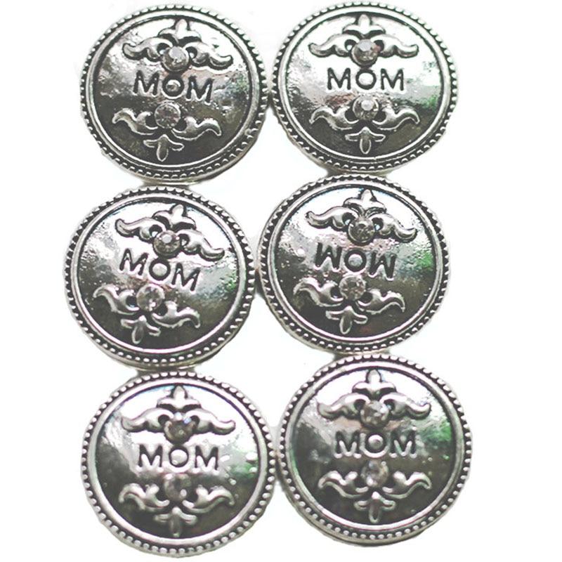 Бо-Бо мира 18 мм кристалл металлические кнопки подходит для Женская мода платок Jewelry также доступны как подарок на день матери