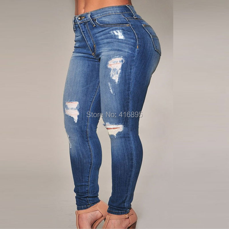 Online Buy Wholesale juniors ripped jeans from China juniors ...