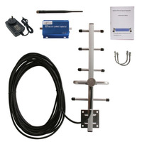 Professional GSM 900MHZ External Outdoor Repeater Signal Amplifier Portable Size Mobile Phone Signal Amplifier